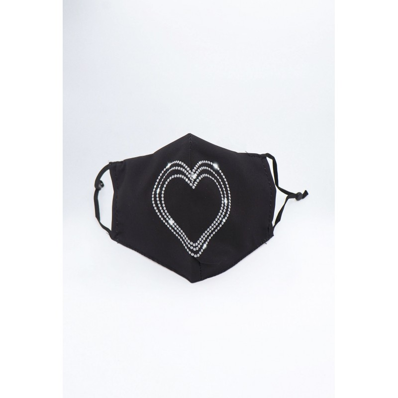 Cover Mask More Hearts